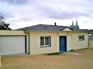 Location maison 83m² Chartres (28000) - 890€