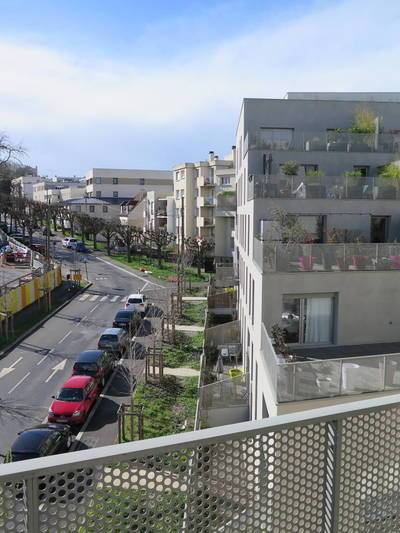 Location appartement 3 pièces 72 m² Chatenay-Malabry (92290) - 1.310 €