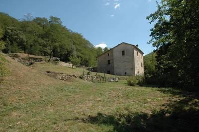 Proche Saint-Jean-Du-Gard Mas Rénové Sur 24Ha