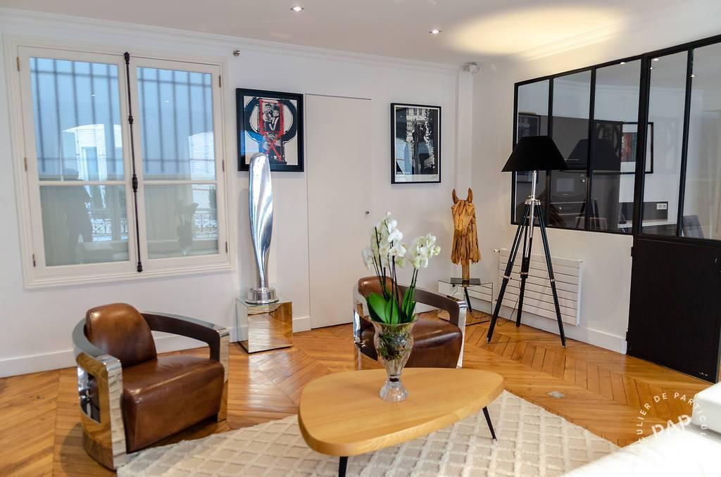 Vente immobilier 1.560.000€ Paris 16E