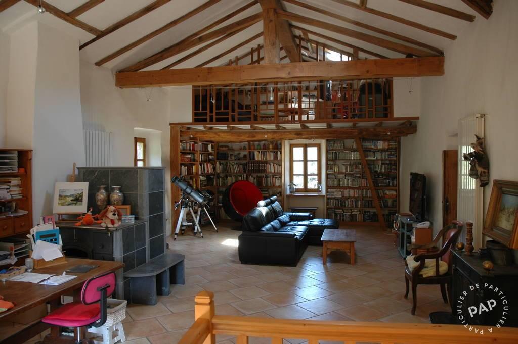 Maison Proche Saint-Jean-Du-Gard Mas Rénové Sur 24Ha 489.000€