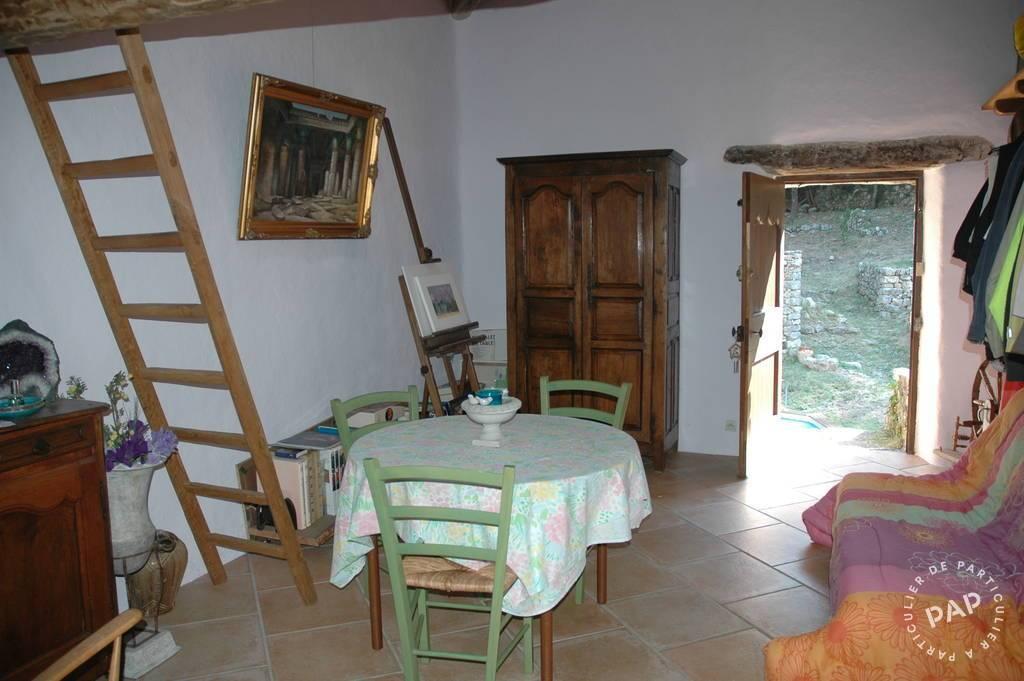 Maison 489.000€ 240m² Proche Saint-Jean-Du-Gard Mas Rénové Sur 24Ha
