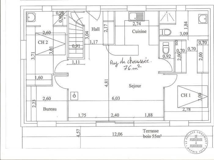 Maison 170.000€ 95m² Auch (32000)