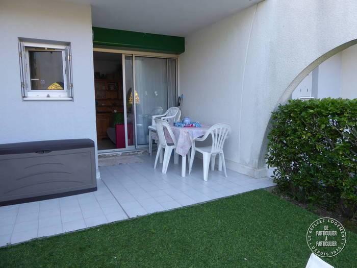 Appartement 115.000€ 23m² La Grande-Motte (34280)