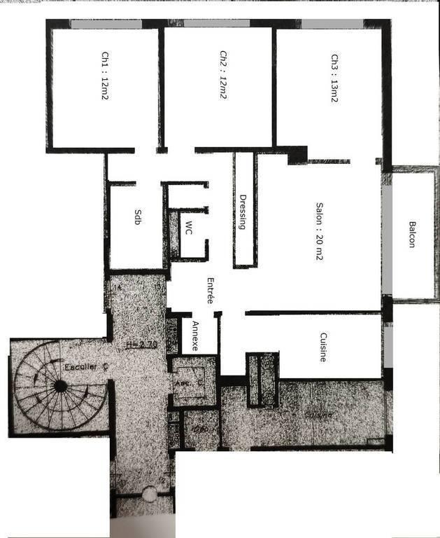Vente Garches (92380) 89m²