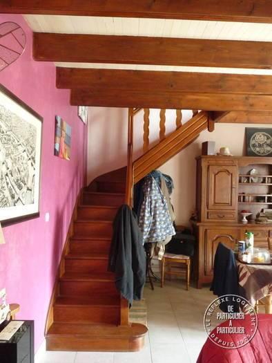 vente maison 75 m plusquellec 22160 75 m. Black Bedroom Furniture Sets. Home Design Ideas