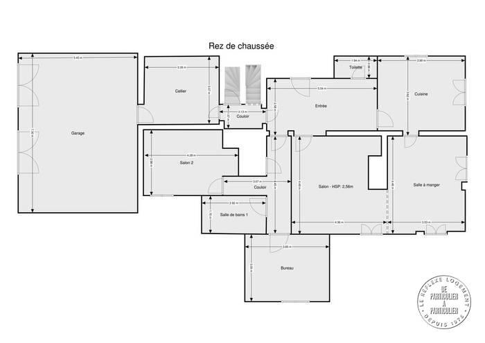 Vente Maison Saint-Gaudens (31800) 202m² 240.000€