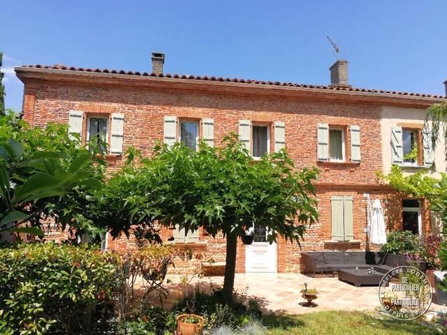 Vente maison 7 pièces Lagardelle-sur-Lèze (31870)