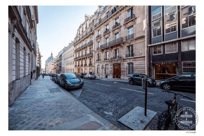 Vente appartement 6 pièces Paris 8e