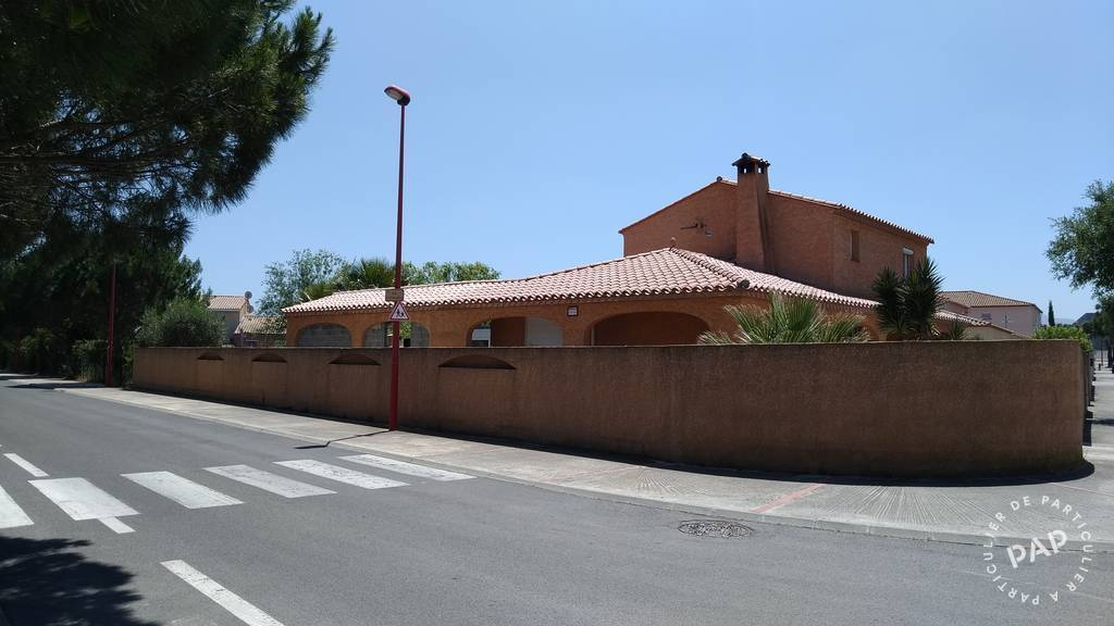 Vente Maison Bages (66670) 168m² 370.000€