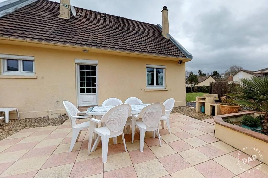 Vente Maison Asnelles (14960) 140m² 245.000€