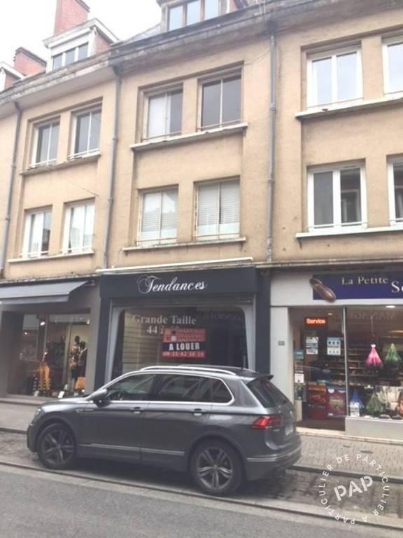 Vente et location Local commercial Valenciennes (59300) 60m² 800€