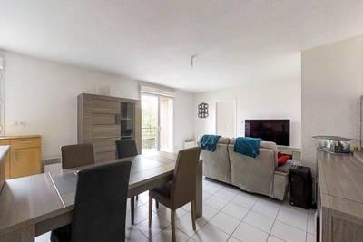 Vente appartement 4pièces 80m² Maubeuge - 99.500€