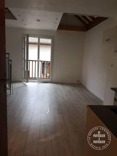 Location appartement 2 pièces Thonon-les-Bains (74200)