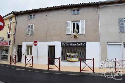 Vente et location Bureaux, local professionnel Saint-Didier-Sur-Chalaronne 54m² 55.000€