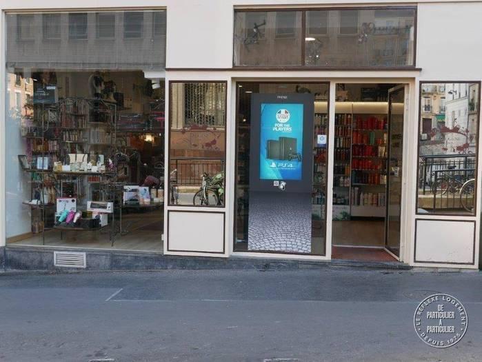 Vente Local commercial Paris 5E
