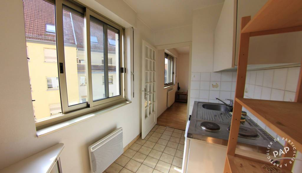 Location immobilier 650 € Strasbourg (67)