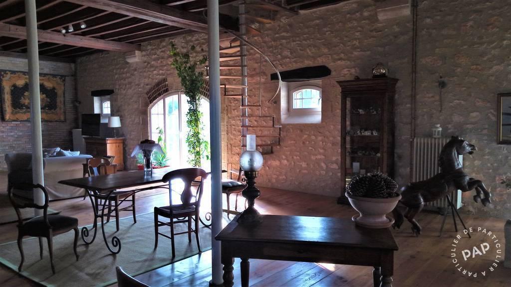 Vente immobilier 385.000€ Chateau-Landon (77570)