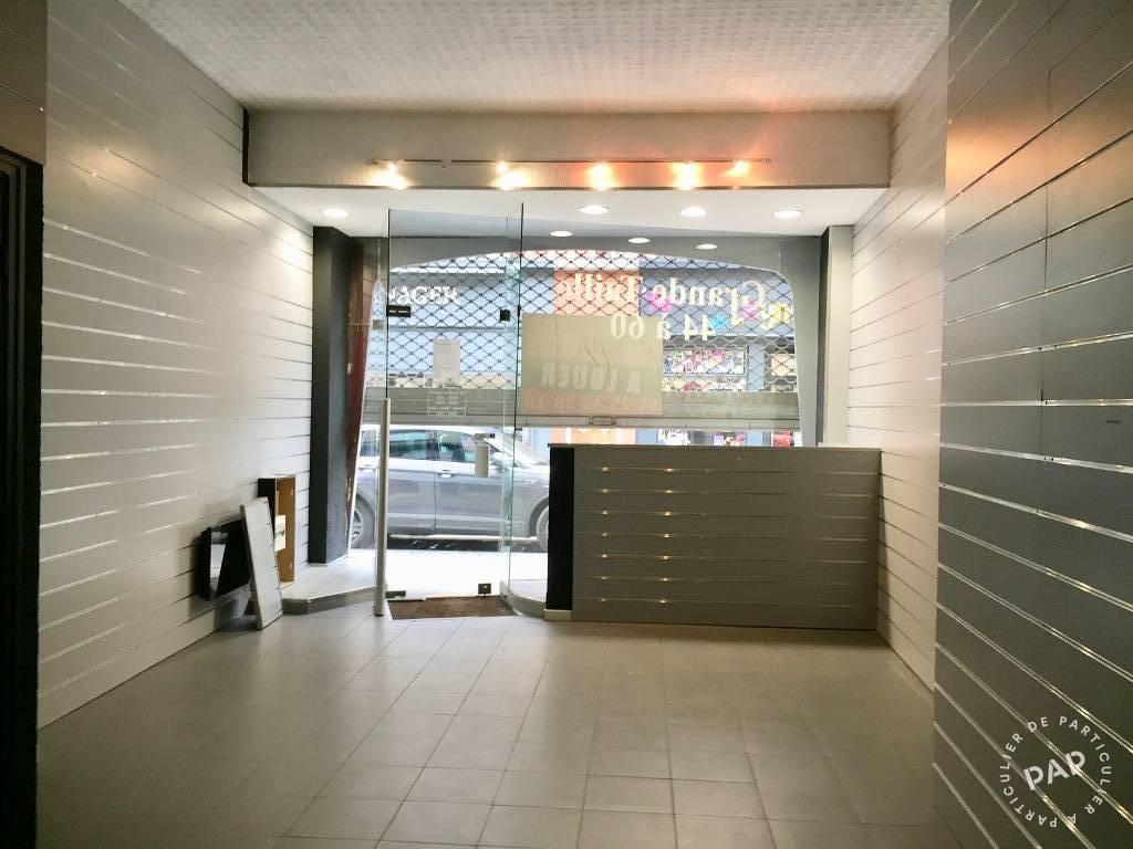 Vente et location Local commercial 60m²