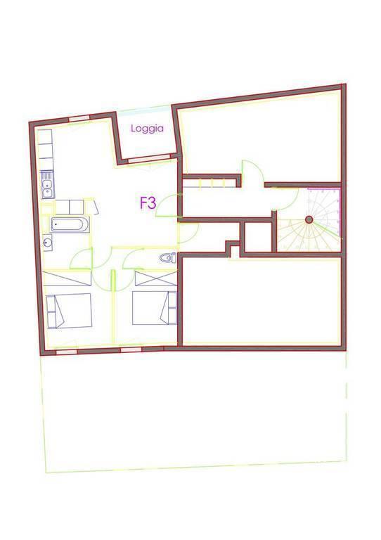 Location Appartement 55m²