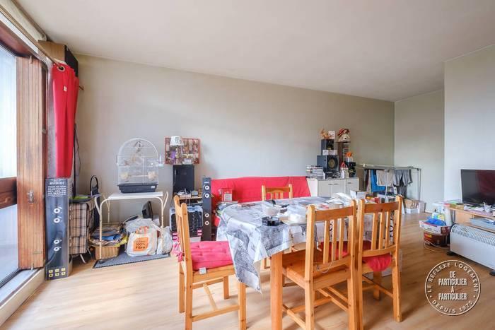 Appartement 85.000€ 43m² Croix (59170)