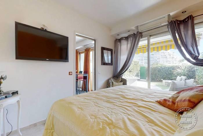 Appartement 325.000€ 55m² Villeneuve-Loubet (06270)