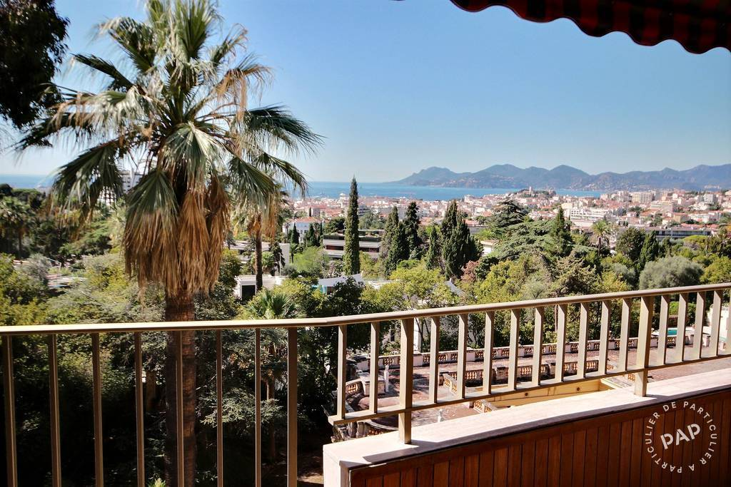 Appartement 1.190.000€ 128m² Cannes (06)