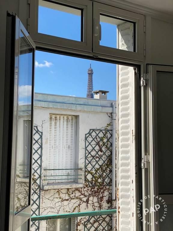 Appartement 1.150€ 25m² Paris 7E