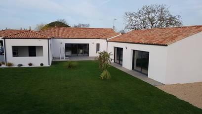 Vente maison 171m² Le Bernard (85560) - 420.000€