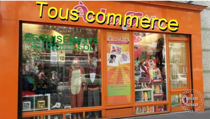 Vente et location Local commercial Paris 15E 70m² 60.000€