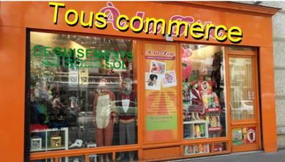 Vente local commercial 70m² Paris 15E - 60.000€
