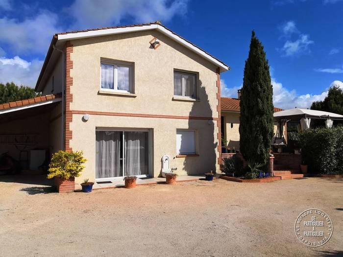 Vente maison 8 pièces Eaunes (31600)