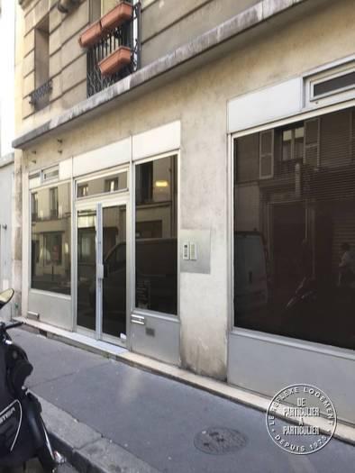 Vente et location Local commercial Paris 10E 153m² 1.290.000€