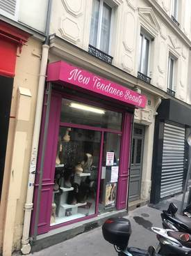 Local commercial Paris 17E - 24 m² - 190.000 €