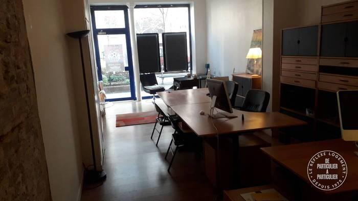 Vente et location Bureaux, local professionnel Paris 5E 40m² 850€