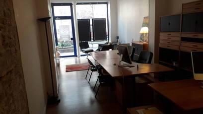 Location bureaux et locaux professionnels 40m² Paris 5E - 850€