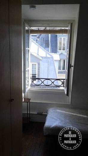 Location appartement studio Paris 7e