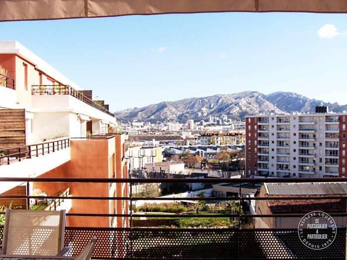 Vente appartement 2 pièces Marseille 8e