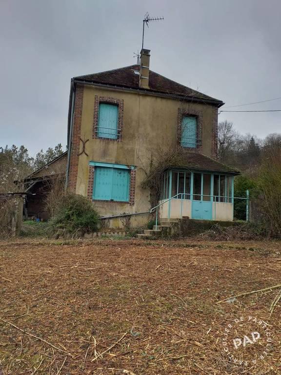 Vente maison 5 pièces Dracy (89130)