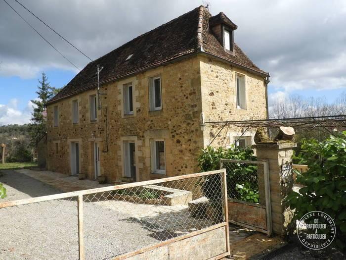 Vente Maison Payrignac, À 3.5 Km De Gourdon 130m² 160.000€