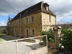 Vente maison 130m² Payrignac, À 3.5 Km De Gourdon - 160.000€