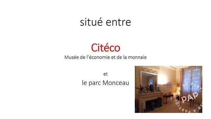 Vente Appartement Paris 17E 140m² 1.620.000€