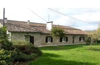 Vente maison 270m² 35 Km Libourne - 325.000€