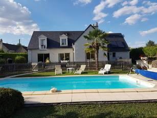 Vente maison 220m² Saint-Martin-Le-Beau (37270) - 499.500€
