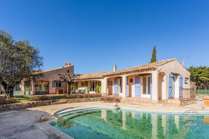 Vente Maison Figanieres (83830) 180m² 395.000€