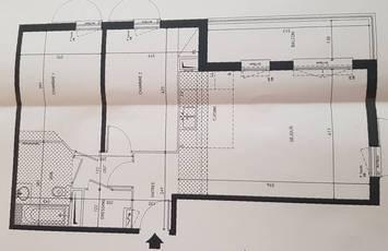 Vente appartement 3pièces 60m² Le Perreux-Sur-Marne (94170) - 450.000€