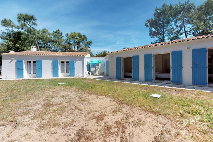 Vente Maison Saint-Georges-D'oleron (17190) 150m² 450.000€