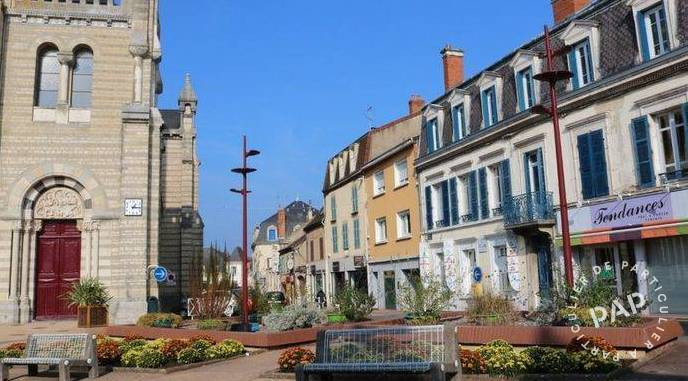 Vente et location Fonds de commerce Digoin