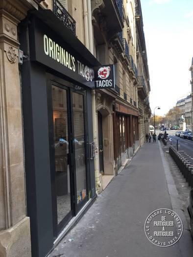 Fonds de commerce Paris 16E 145.000€