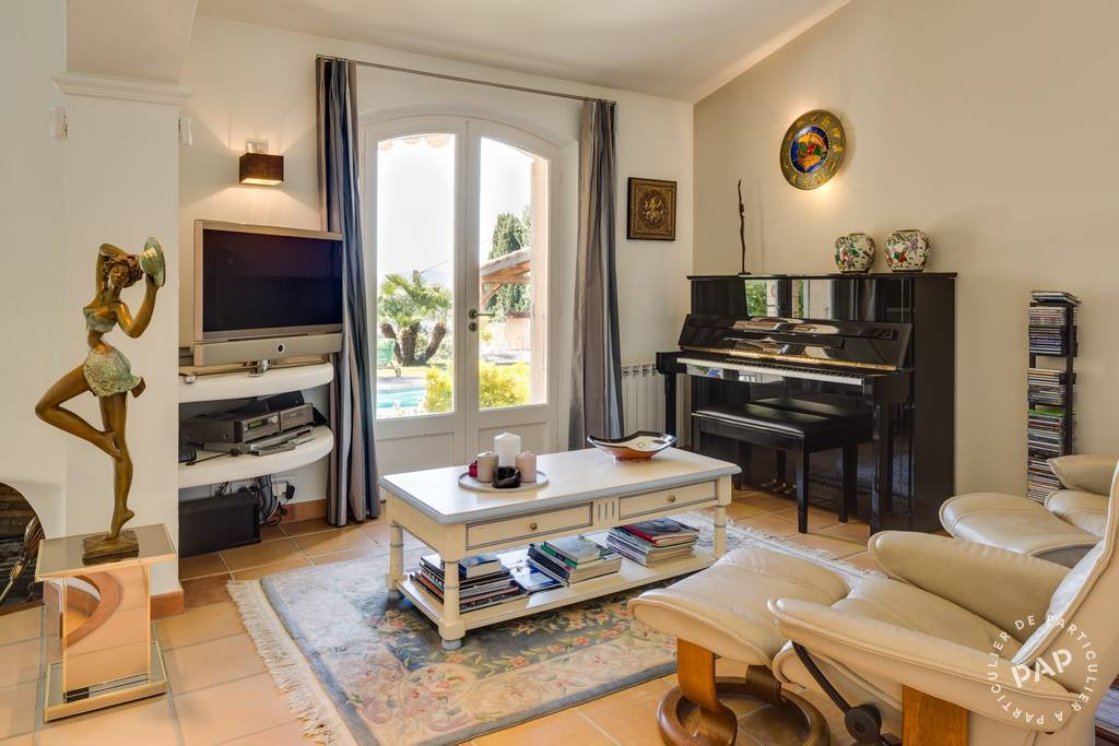 Immobilier Grasse (06) 995.000€ 200m²